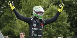 Nelson Piquet Jr, campeón de la primera temporada de la Fórmula E