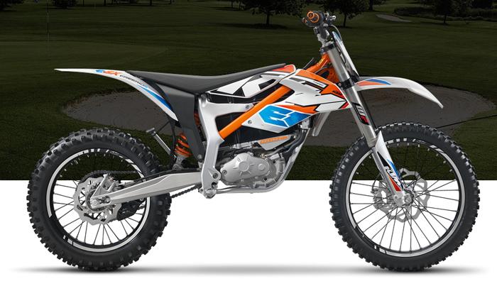 ktm freeride-e-sx - 700