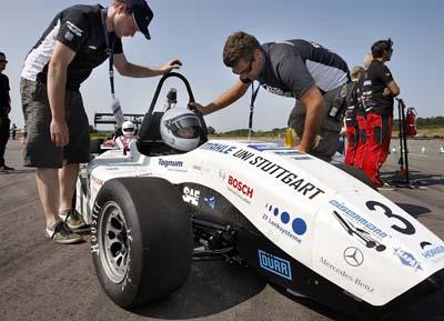 Formula Student Germany bosch - 350