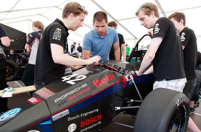Formula Student Germany bosch - 700
