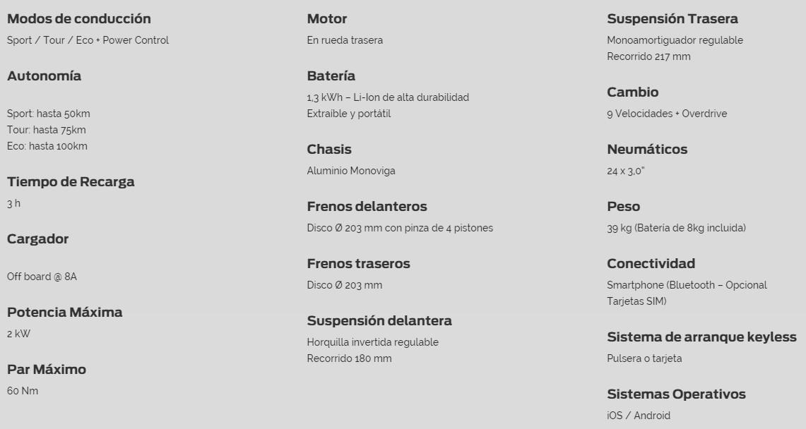 caracteristicas Bultaco Brinco