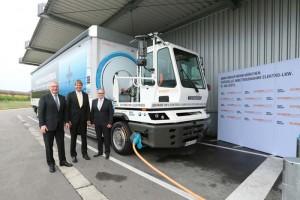 e-truck bmw - 700