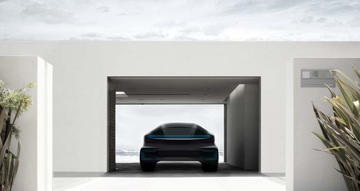 faraday future - 700