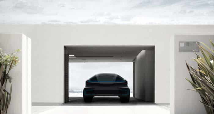 faraday future - 700