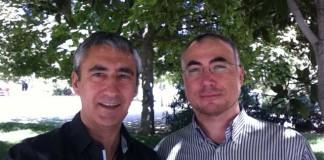 Carlos y Gonzalo: cinco años en Movilidad Eléctrica