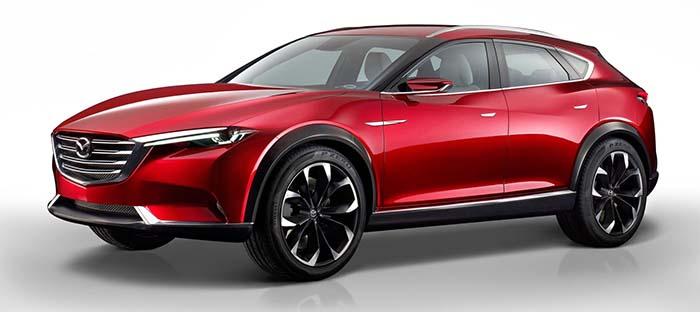 Mazda Koeru SUV concept