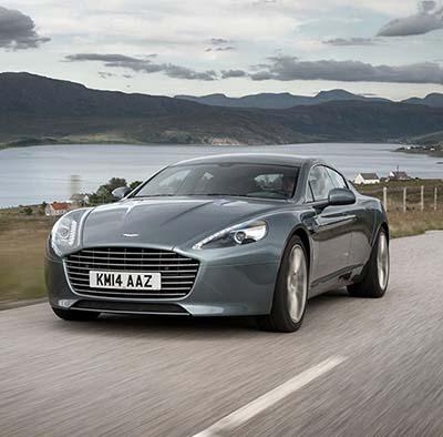 nuevos coches eléctricos de 2021 aston martin