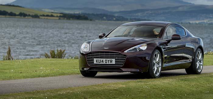 Aston Martin Rapide Eléctrico