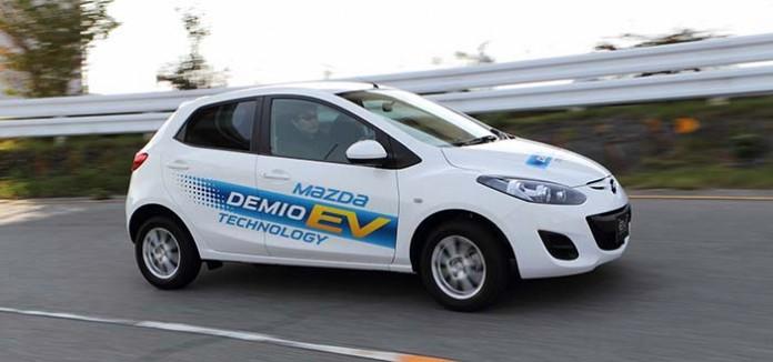 Mazda anuncia su primer coche eléctrico
