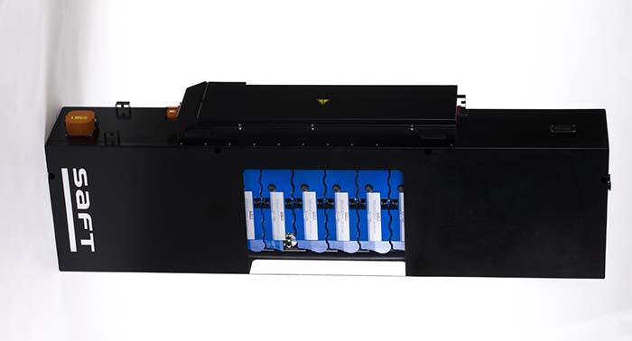 saft baterias USABC