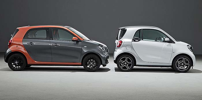 smart for two forfour ed motor zoe