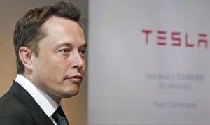 Elon Musk, CEO de Tesla Motors
