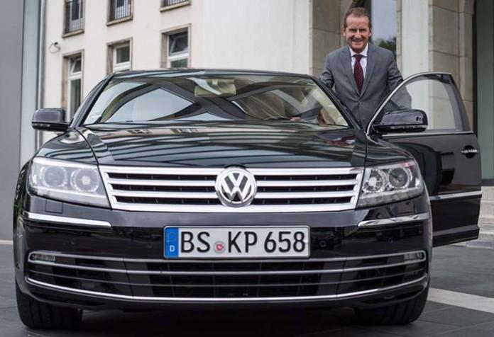 Herbert Diess volkswagen programa de eficiencia