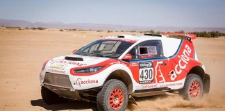 acciona 100 Ecopowered marruecos