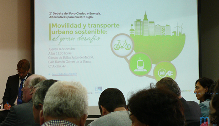 movilidad y transporte urbano sostenible