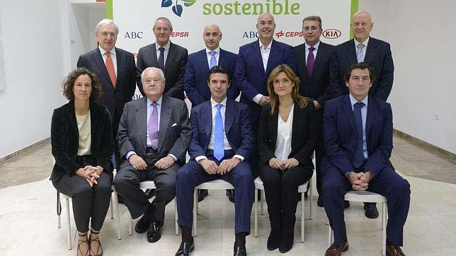 primera mesa II Encuentro Movilidad Sostenible