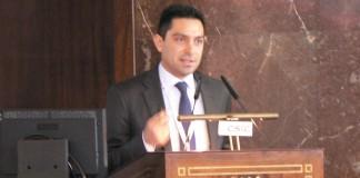 Douglas Alfaro, Project Developer de Supercargadores de Tesla Motors