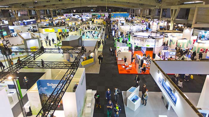 Exhibicion Smart City Expo 2015