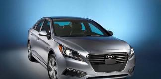 2016 Hyundai Sonata Plug-in Hybrid Electric Vehicle (PHEV)+