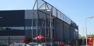 Tilburg Tesla Motors Holanda