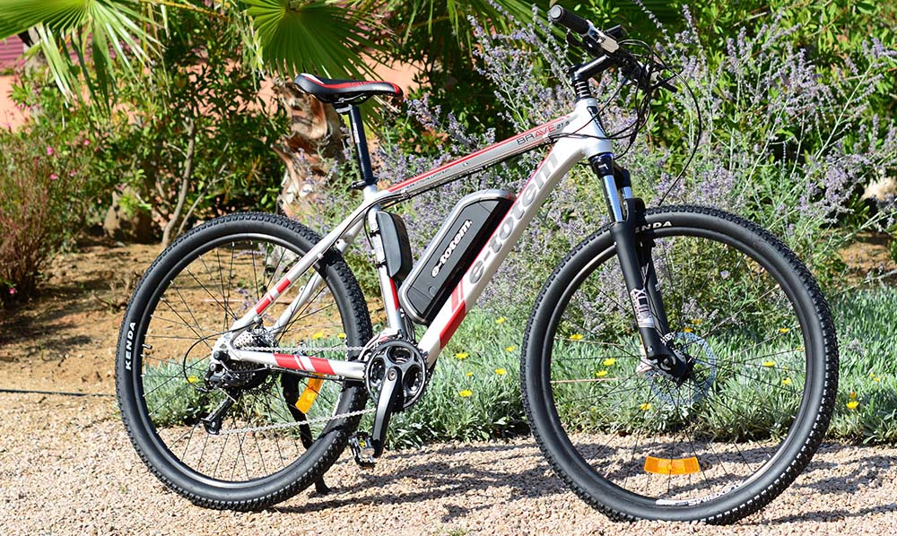 bicicleta electrica mountain bike brave