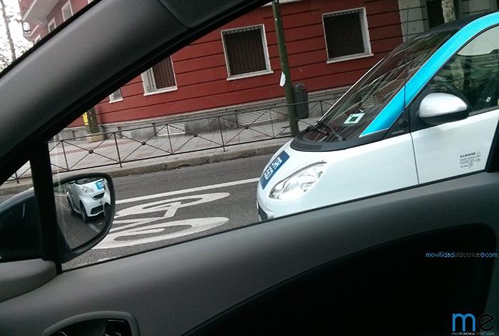 car2go smart fortwo ed