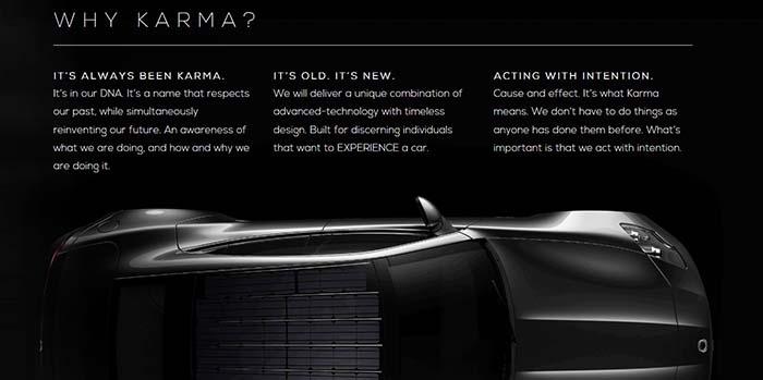 Fisker Karma volverá en 2017