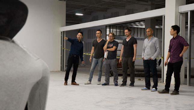 equipo de diseño de faraday future