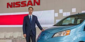 Frank Torres Consejero Director General y Vicepresidente de las Operaciones Industriales de Nissan en España