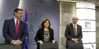 Presentación del Plan Movea 2016 en el Consejo de Ministros