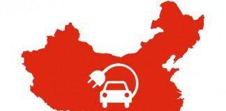 puntos de recarga china