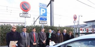puntos de recarga estación de Martorell Enllaç