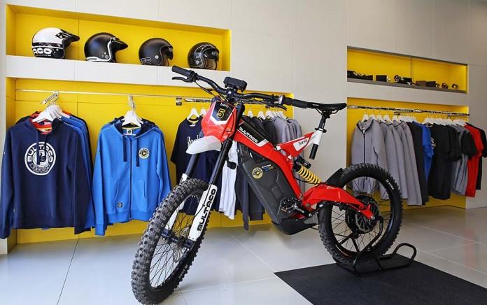 Bultaco Store de Barcelona
