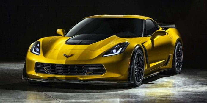 chevrolet corvette e-ray