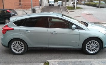 ford focus electrico