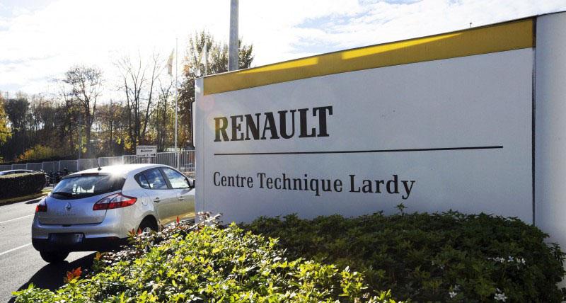 Technocentro de Guyancourt Renault