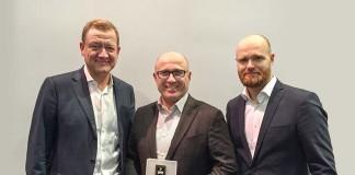 bernhard maier consejero delegado de skoda entrega premio