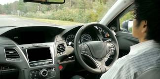 pruebas de conducción autónoma de bosch en japón