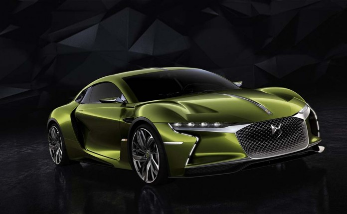 DS E-TENSE-frontal