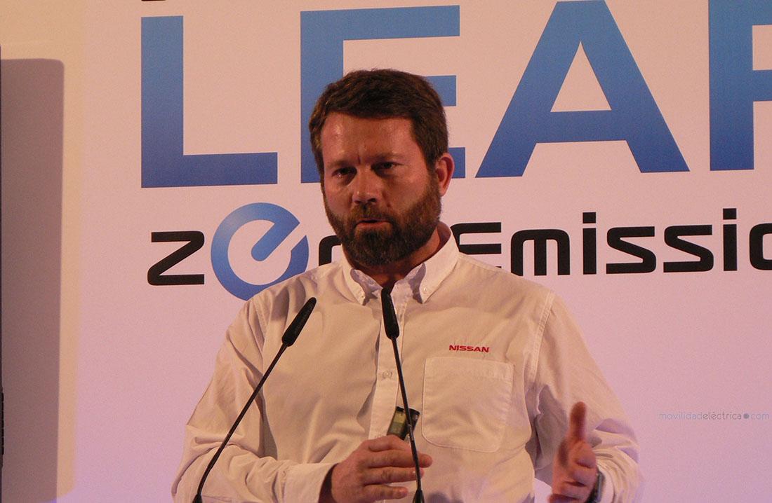 Francesc Corberó, Director de Comunicación de Nissan Iberia