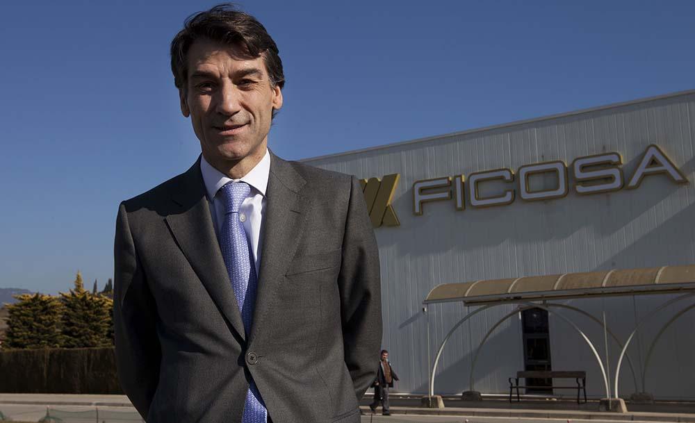 Javier Pujol consejero delegado de Ficosa