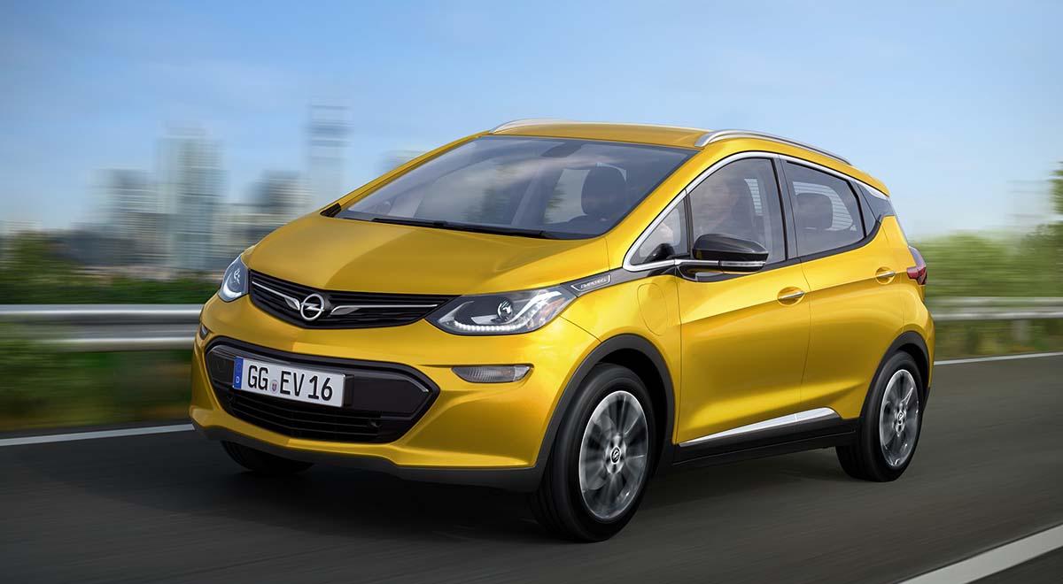 El precio del Opel Ampera-e se espera que sea similar al del Chrevrolet Bolt
