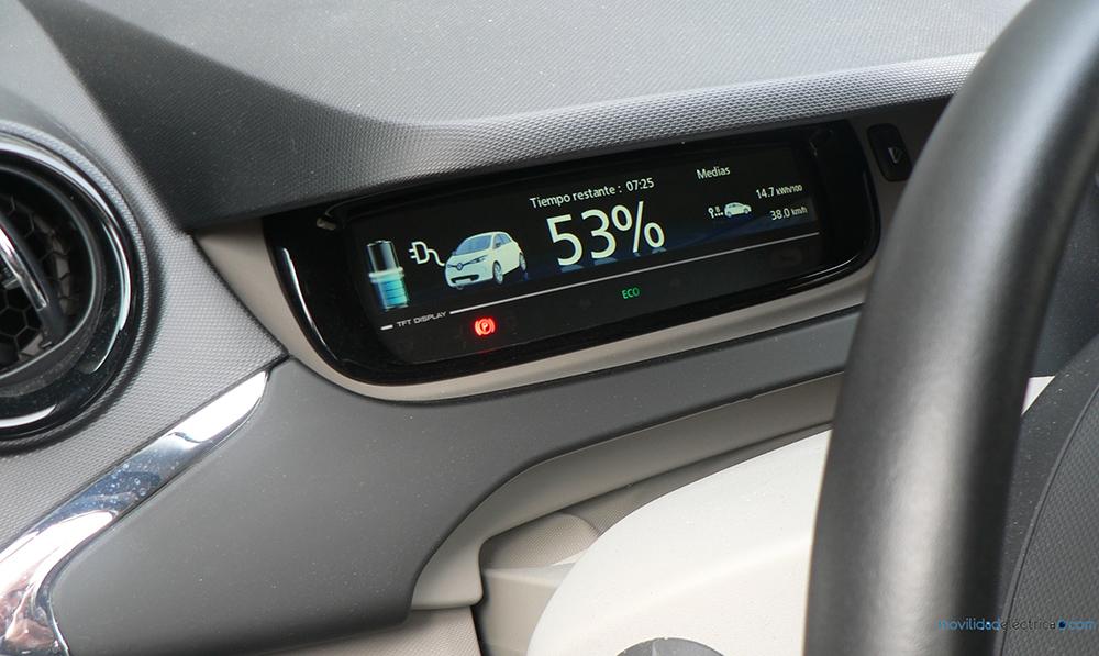Recarga a baja potencia Renault Retail