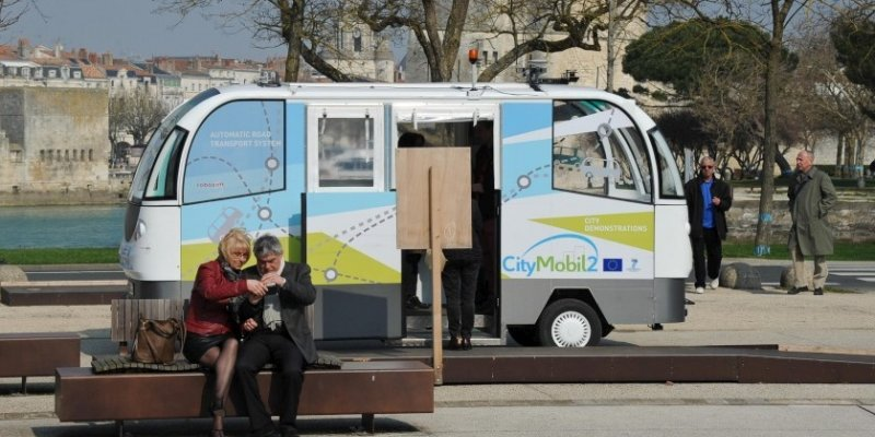 proyecto europeo CityMobil 2