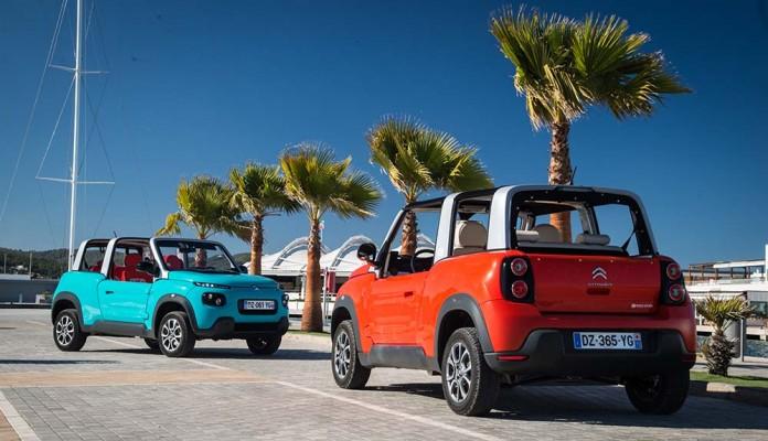 Citroën E-MEHARI en Ibiza