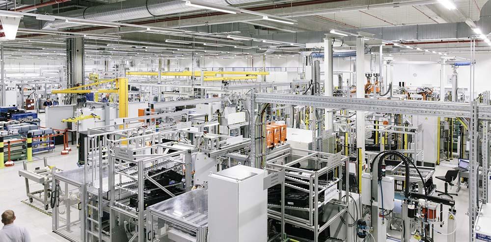 Fábrica de baterías de Daimler-Deutsche Accumotive