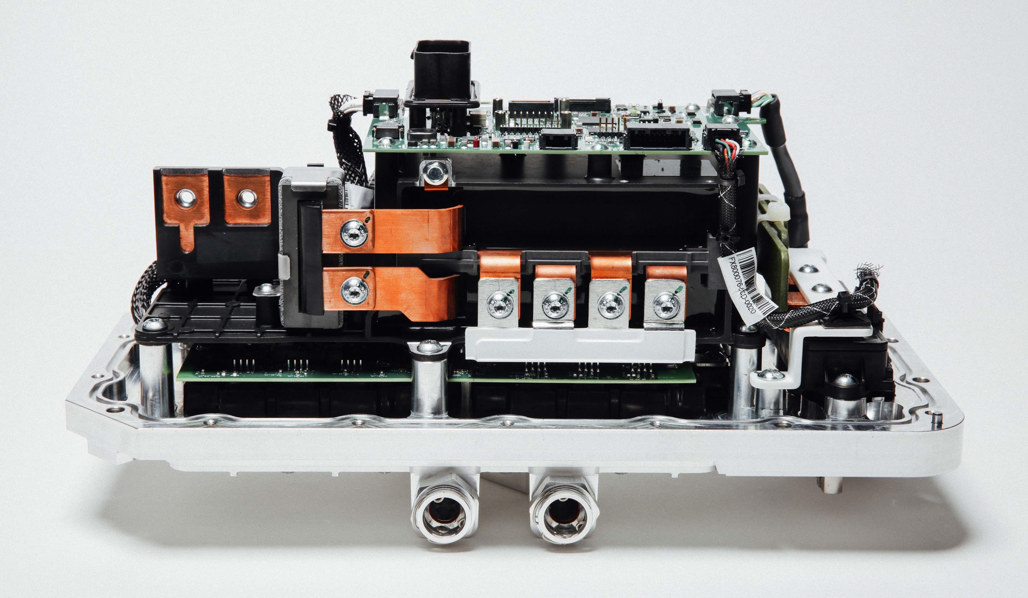 FF Echelon Inverter Faraday Future