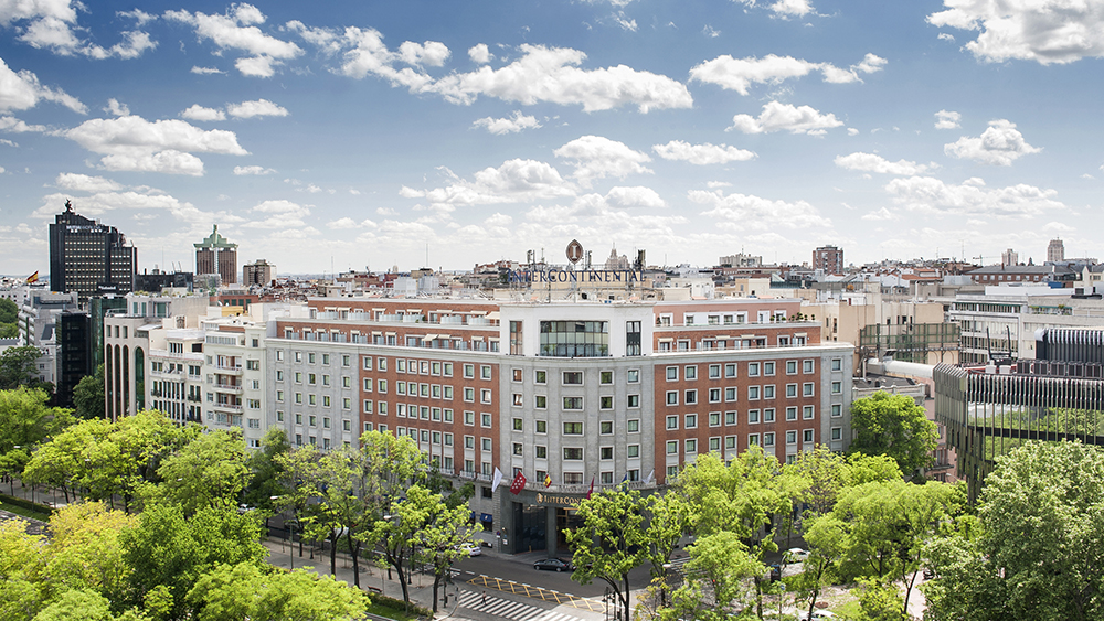 Hotel Intercontinental de Madrid-2