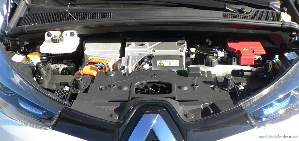 Motor eléctrico del Renault Zoe