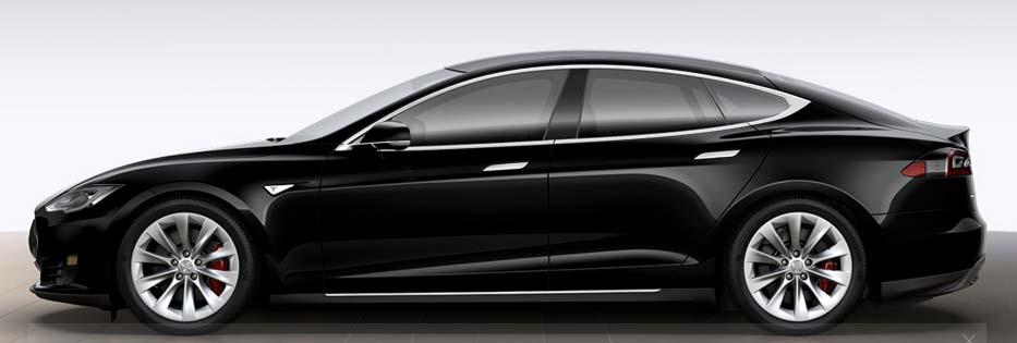 Nuevas ruedas de 19 pulgadas Slipstream para el Model S